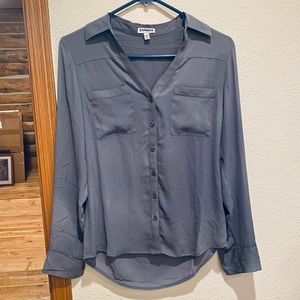 Express Business Casual Top
